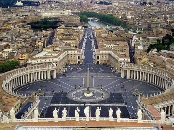 Saint Peters, which on October 7th 2012 will host a series of climbing competitions,