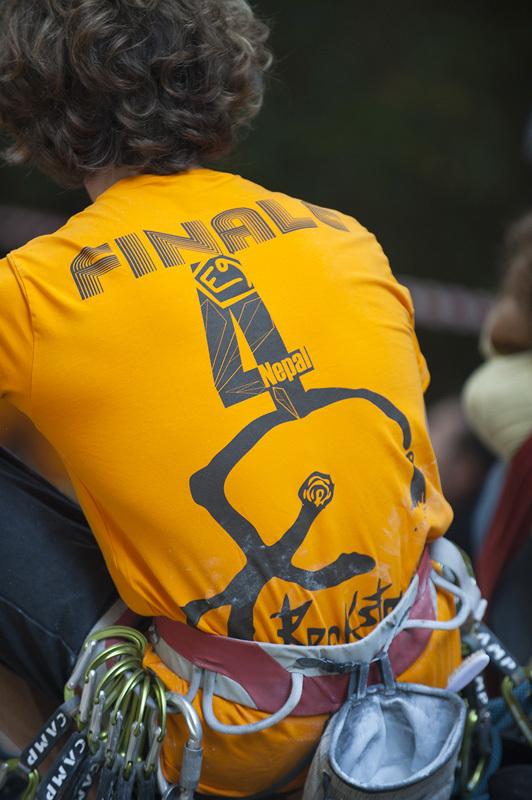 09/10/2012: Finale Climbing Marathon, Andrea Gallo
