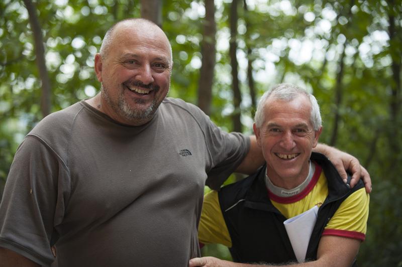 Finale climbing legends: Fulvio Balbi & Carlo Voena, Andrea Gallo
