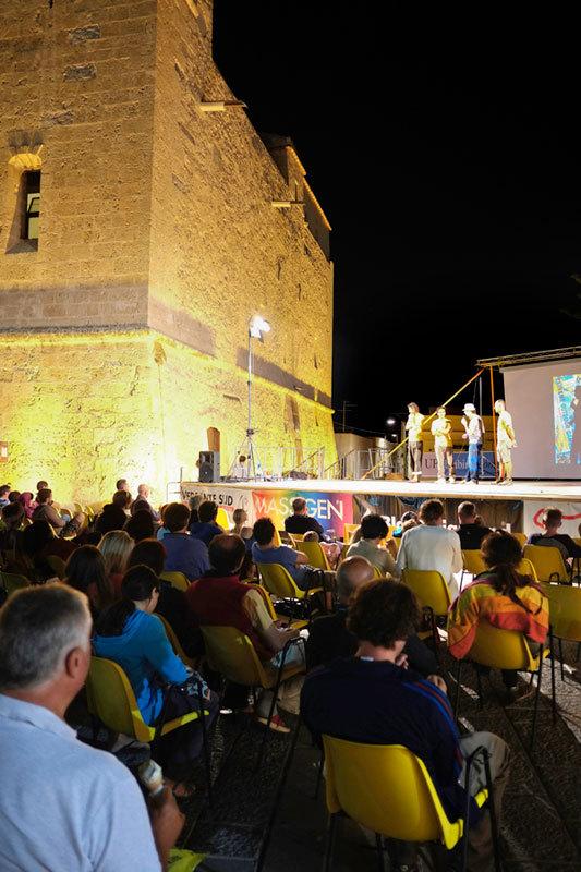 Gli spettacoli serali, SanVito Climbing Festival