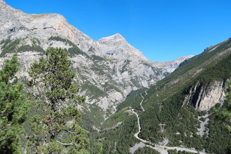 Panorama sulla Valle del Braulio, Eraldo Meraldi