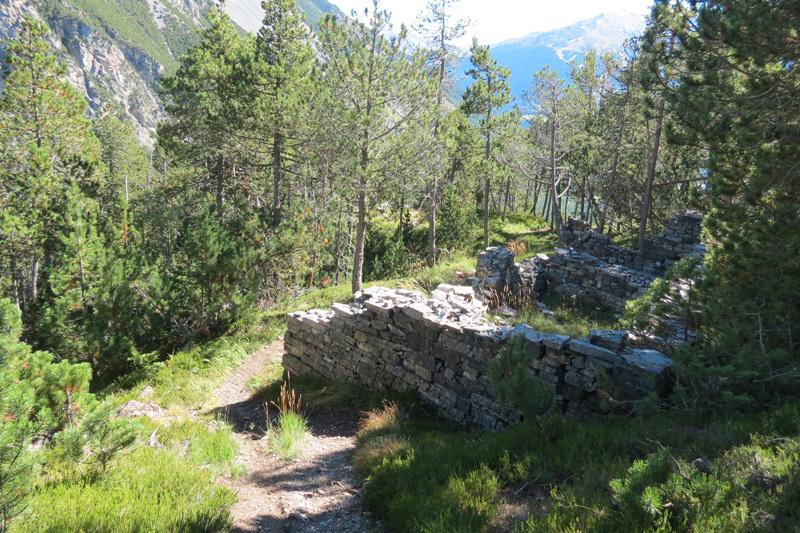 Sentiero di Ferrarola, Eraldo Meraldi