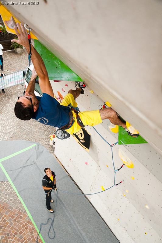 Find Your Way 2012: international climbing meeting in Friuli Venezia-Giulia, Italy, Andrea Fusari