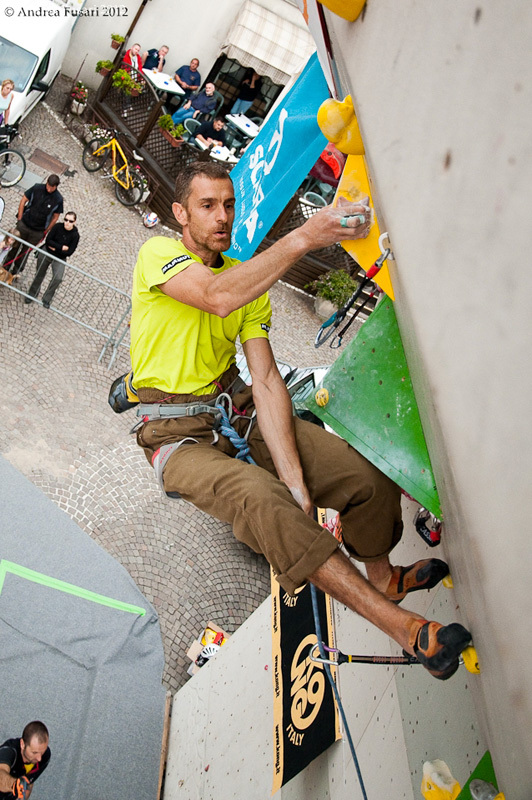 Find Your Way 2012: international climbing meeting in Friuli Venezia-Giulia, Italy. Luigi Billoro, Andrea Fusari