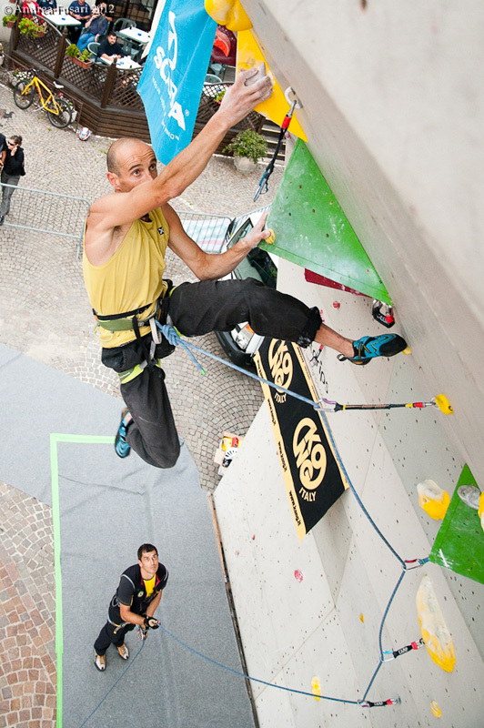 Find Your Way 2012: international climbing meeting in Friuli Venezia-Giulia, Italy. Riccardo Scarian, Andrea Fusari