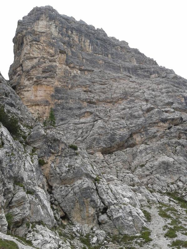 Via del Lares (VI+, 150m), Crepa Toronda, Pelmo, Dolomites., Paolo Michielini