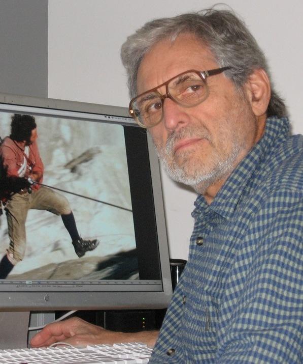 American flimmaker Fred Padula, archive Fred Padula