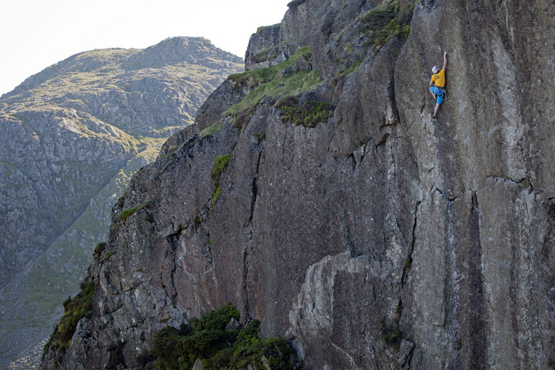 James Pearson, Pavey Ark, Lake District, Inghilterra, Hot Aches Productions