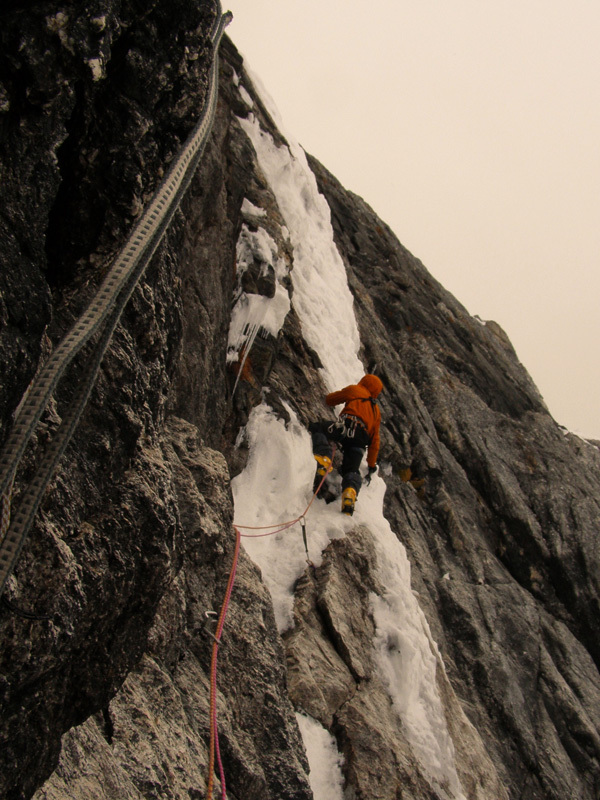 10/2012: Serhiy Bublik & Mykola Shymko and the first ascent of Simnang Himal (6251m), Himalaya., archive Bublik & Shymko