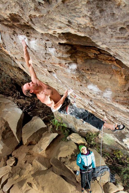 Cédric Lachat climbing Southern Smoke direct 9a, Cédric Lachat archive