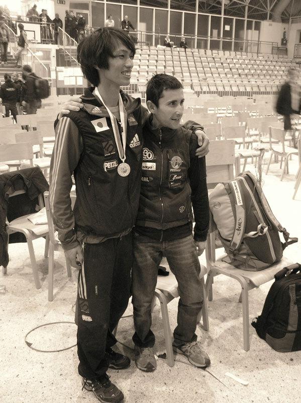 Sachi Amma and Ramon Julian Puigblanque, Franz Schiassi