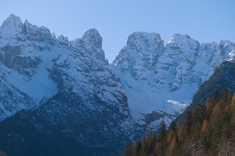 17/11/2012: Il versante nord del Cristallo, Francesco Tremolada