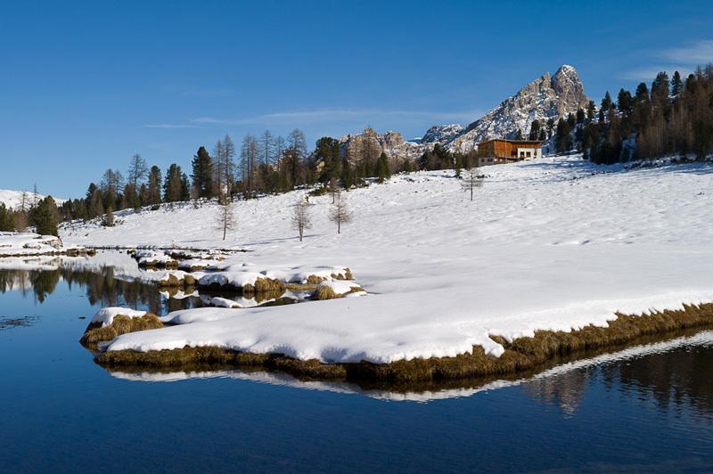 20/11/2012, Rifugio Fanes, Parco naturale Fanes - Sennes e Braies, Francesco Tremolada