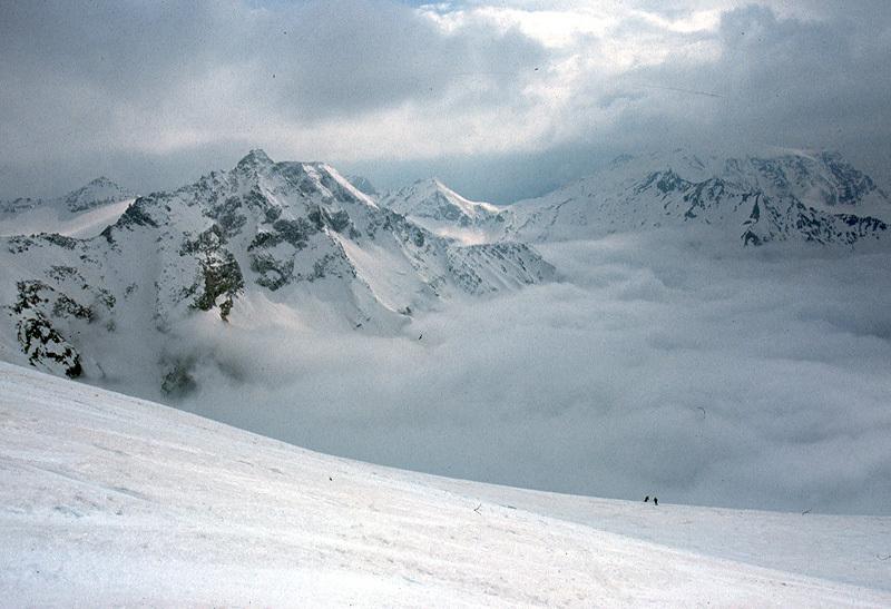 Scialpinismo in Austria, Loris Marin