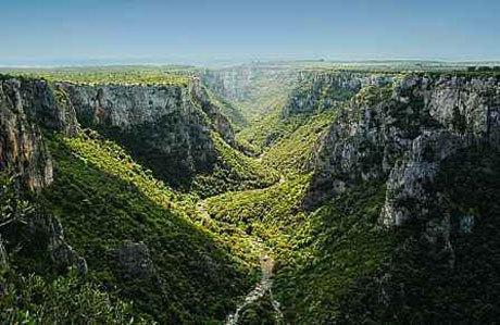 Parco delle Gravine, Puglia,