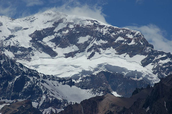 Aconcagua, the highest mountain in South America., Marcelo Gerpe