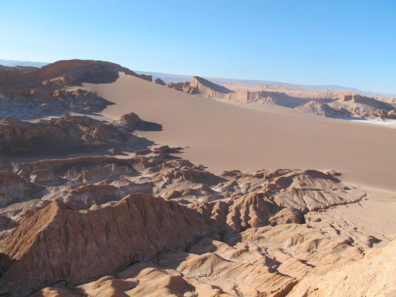 Deserto di Atacama, David Orlandi