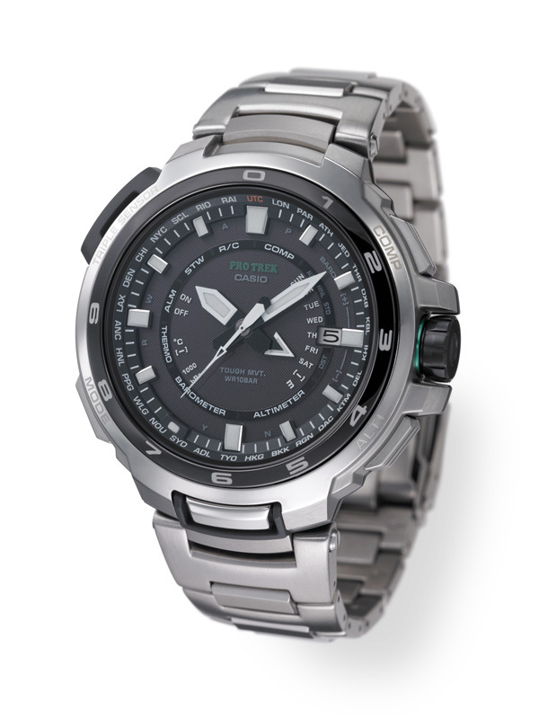 Casio Pro Trek Adventure: PRX-7001T, Casio