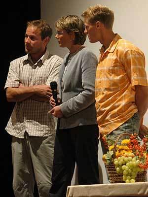David Fasel, Cristine Kopp, Stephan Siegrist, Giulio Malfer