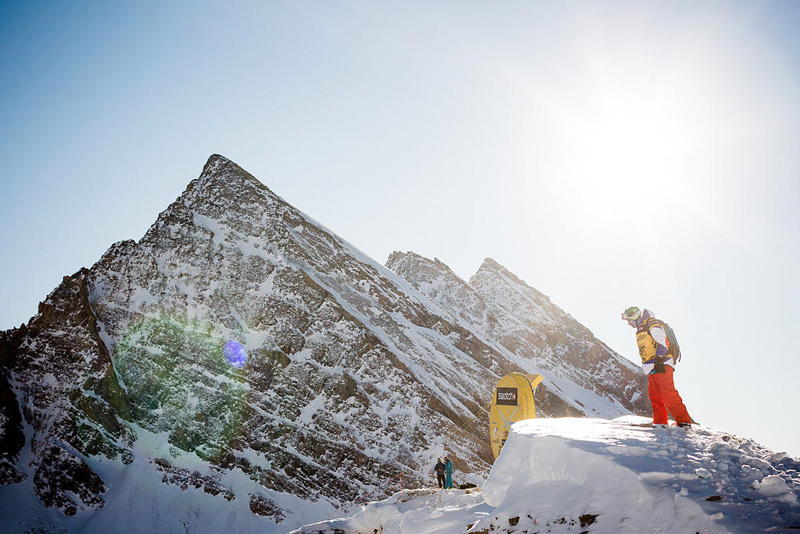 From 17 - 20 January 2013 the second stage of the Swatch Freeride World Tour by The North Face will take place in Courmayeur, Italy., The North Face