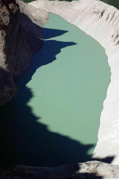 Laguna Torres del Paine., Arch. Larcher, Leoni, Orlandi