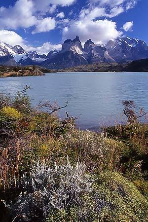 Cuernos del Paine, Nicholas Hobley