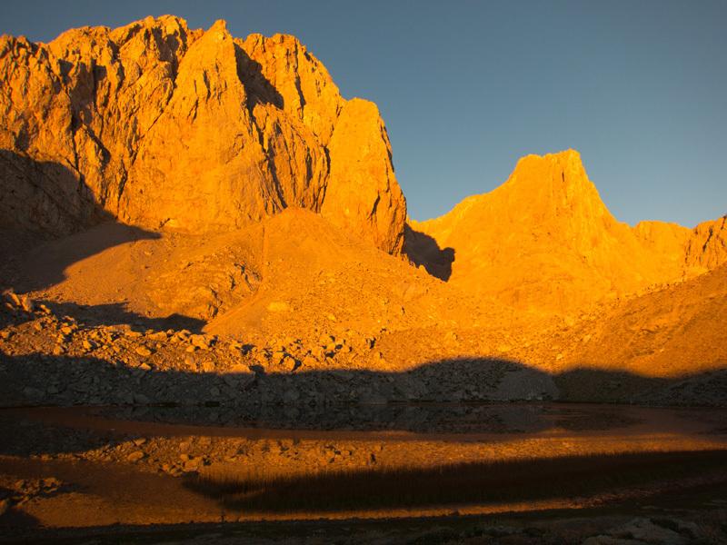 L'incantevole lago Karagöl e le cime., Stefano Zaleri