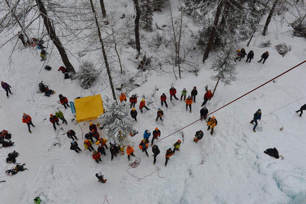 The X-Ice Meeting 2013 which took place on 20/01/2013 at Ceresole Reale., Mounatin Passion