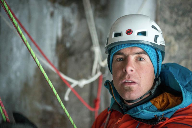 La guida alpina svizzera Dani Arnold, visualimpact.ch | Thomas Senf