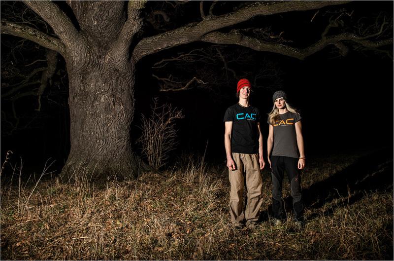 Adam Ondra & Inka Matoušková, Climbers against Cancer