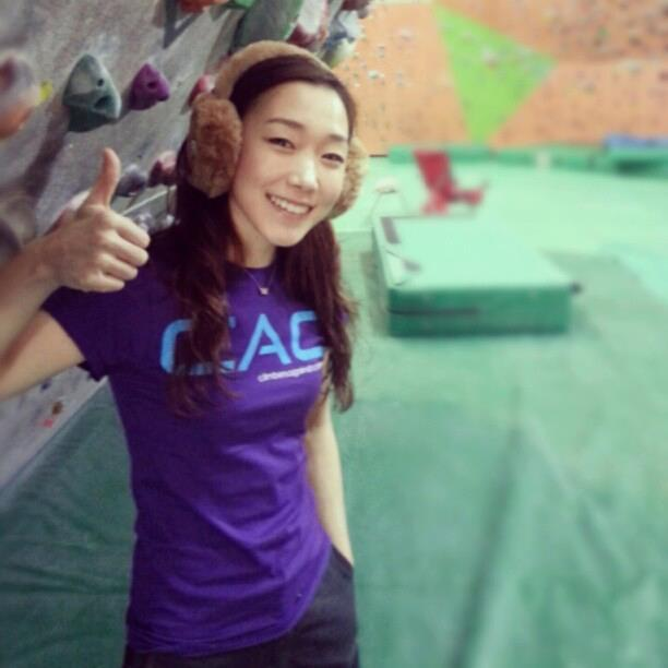 Jain Kim, Climbers against Cancer