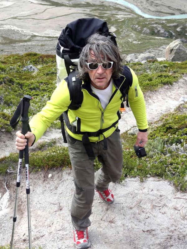 Patagonia, una vez más. Si comincia il cammino, Boscarin /Calloni / Da Canal / Dell'Agnola / Sanguineti