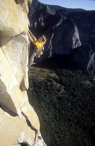 Freerider, Yosemite. , John Dickey