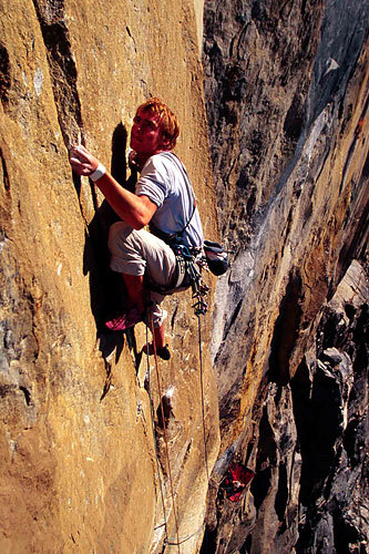 The Prophet, El Capitan, Yosemite., archive Leo Houlding