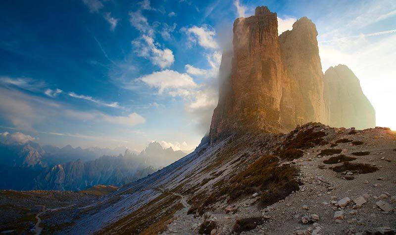 Tre Cime di Lavaredo, Adventure Movie Awards