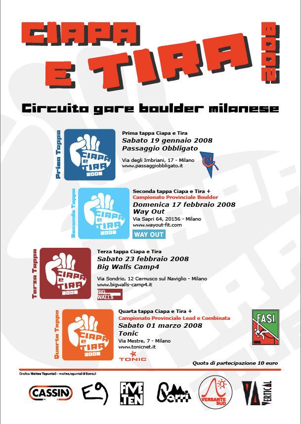Il manifesto dell'edizione 2008, Planetmountain.com