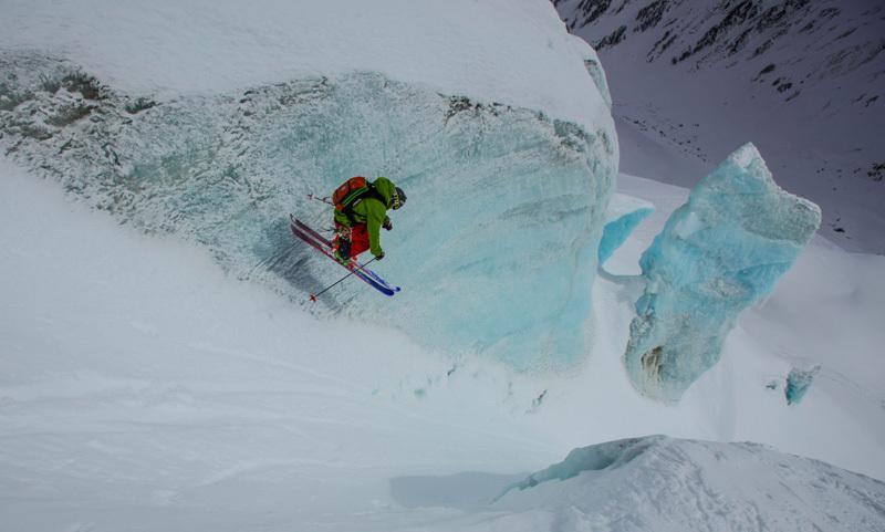 Skier Giuliano Bordoni, Riky Felderer