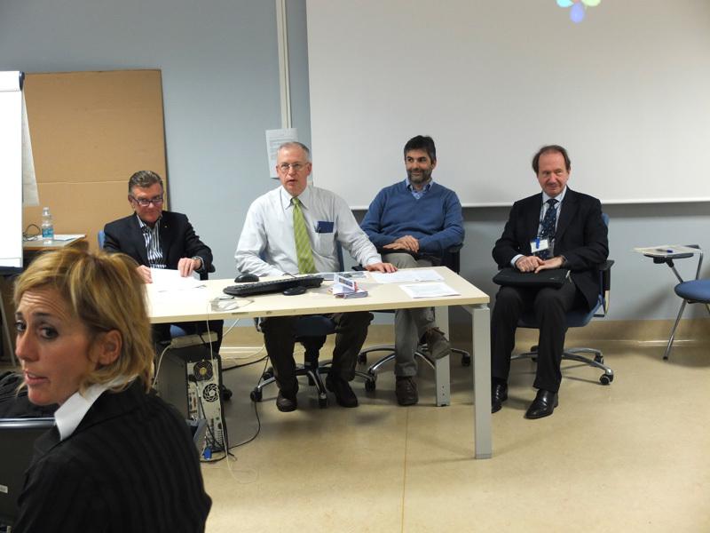 La presentazione delle tesi finali a Bolzano e a Varese, archivio Master Medicina di Montagna
