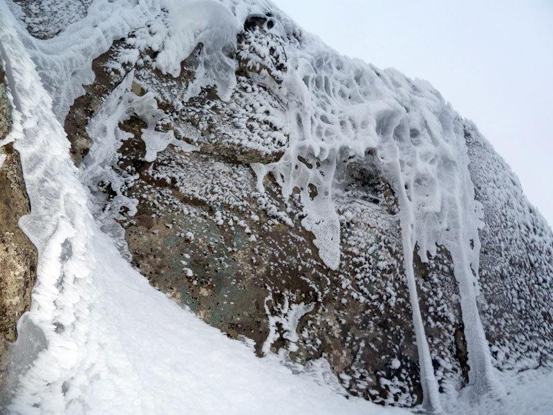 Fantasie di ghiaccio, Sanguineti - Türk