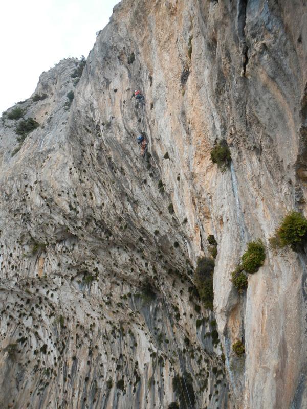 Dalla via Mediterraneo ... Oiscura ...l'Eco del Baratro, archivio Gianni Canale