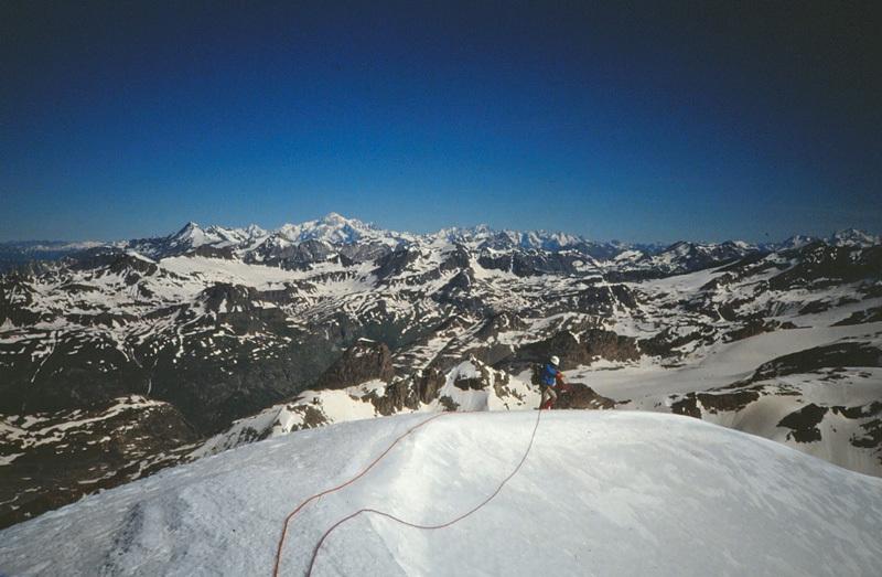 Ciamarella summit., Elio Bonfanti