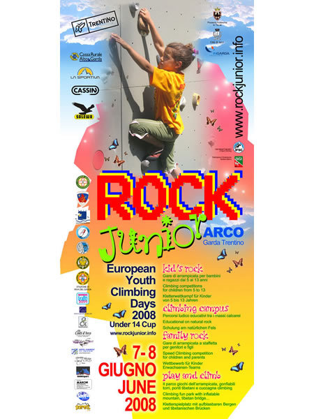 Rock Junior  - European Youth Climbing Days 
