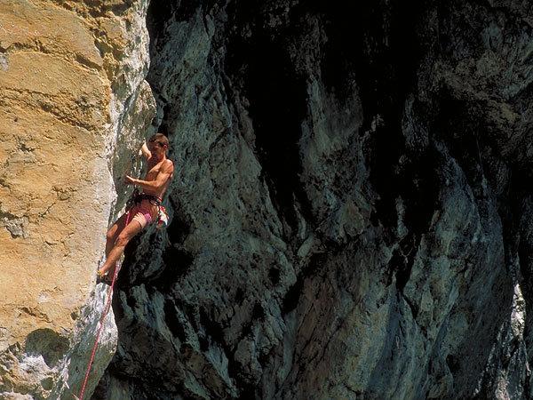 Schleierwasserfall, una delle falesie più importanti dell'Austria, Planetmountain.com