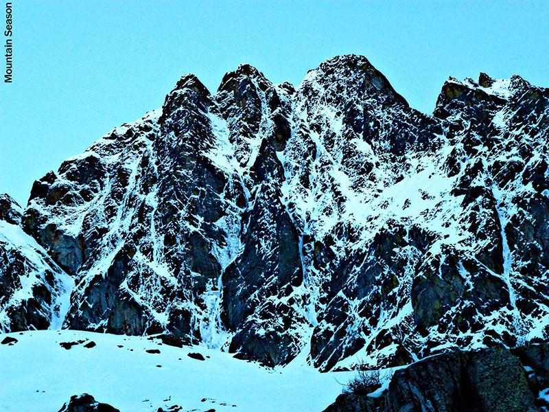 31/05/2013: Cima de Cessole (2950m), Maritime Alps., Alessio Cerrina