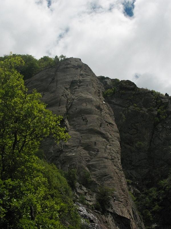 Il Pilastro Lomasti, Valle d'Aosta, archivio Paolo Tombini