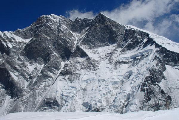 Parete Sud del Lhotse, arch. Manuel Lugli