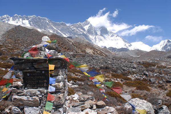 Lhotse, in ricordo di Kukuczka, arch. Manuel Lugli