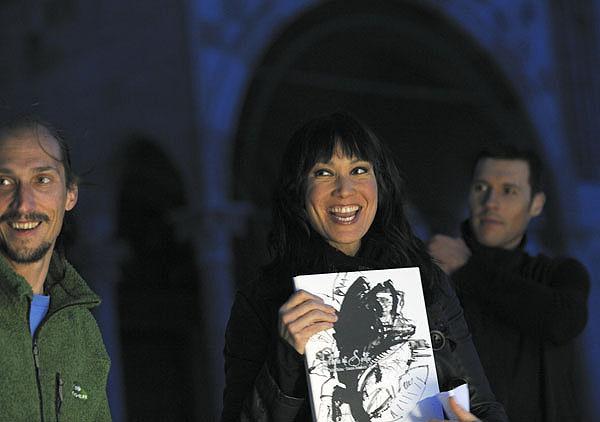 TrentoFilmFestival 2008. Kay Rush., Giulio Malfer