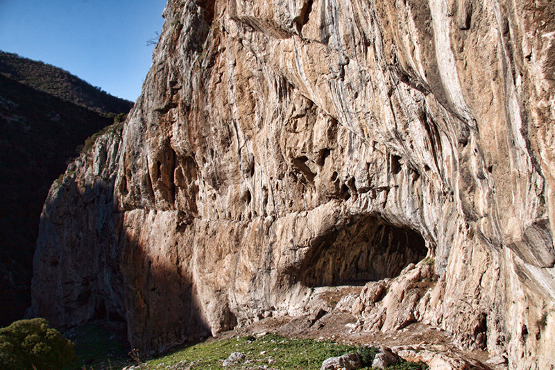 Anavra sector D – The Big Caves, the new crag in central Greece., Chris Boukoros