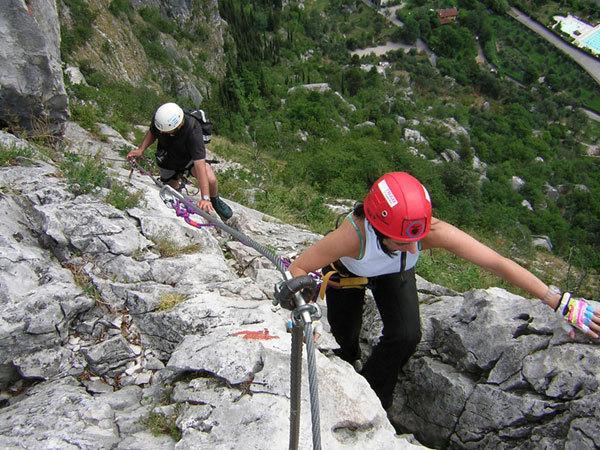 Ferrata Monte Colodri, G.P. Calzà